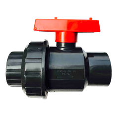 Single Union Ball Valve